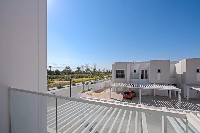 4 Bedroom Villa For Rent in  Arabella Townhouses 3,  Mudon   15