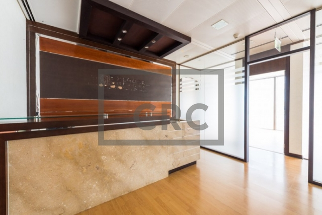 1,666 sq.ft. Office in Bur Dubai, Burjuman Business Tower for AED 199,920