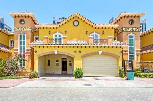 Gallery Villas, Dubai Sports City