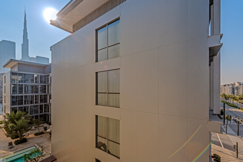 3 Bedroom Apartment For Rent in  Building 3A,  City Walk   12