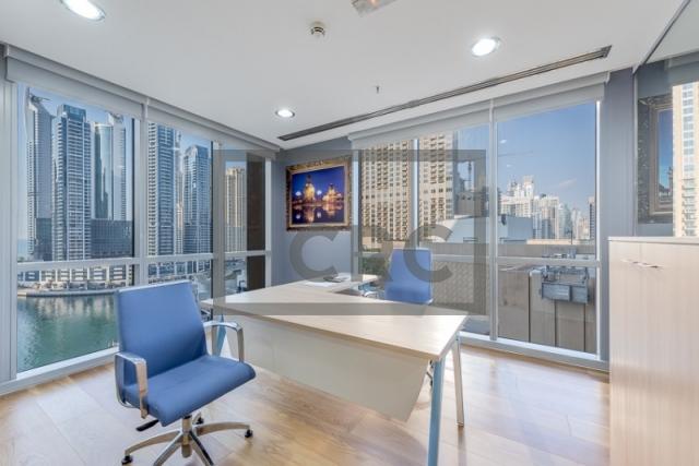 office for sale in dubai marina, marina plaza | 8