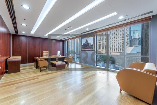 office for sale in dubai marina, marina plaza | 11