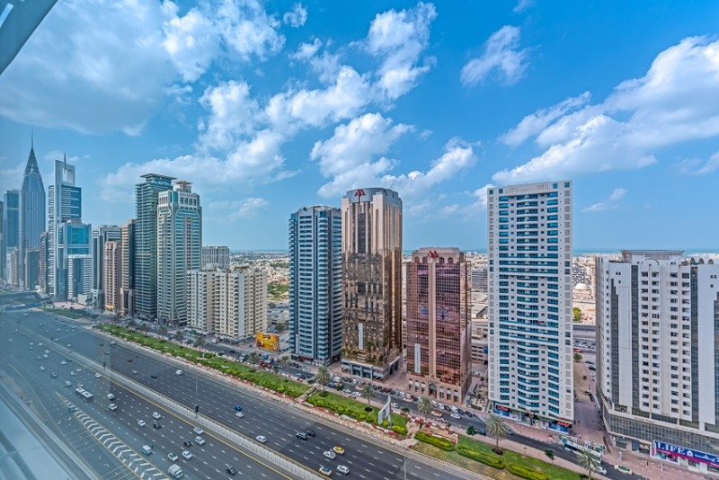 2 Bedroom Apartment For Rent in  Capricorn Towers,  Sheikh Zayed Road   12