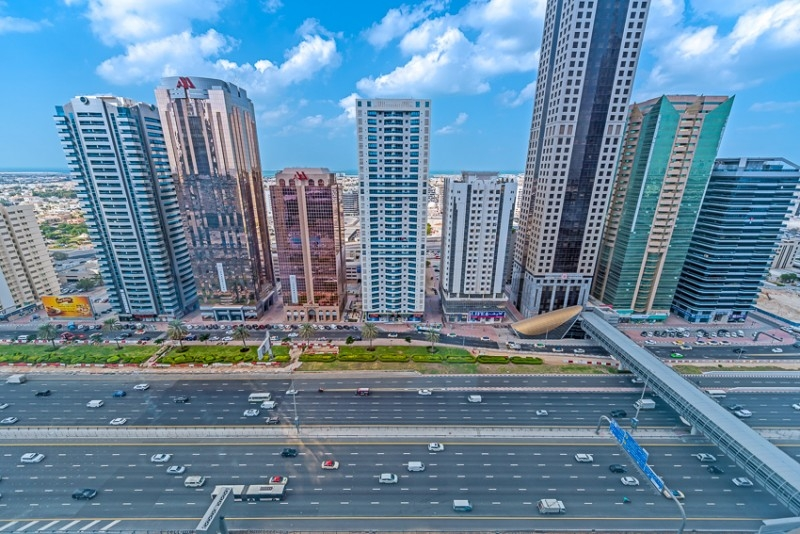 2 Bedroom Apartment For Rent in  Capricorn Towers,  Sheikh Zayed Road   13