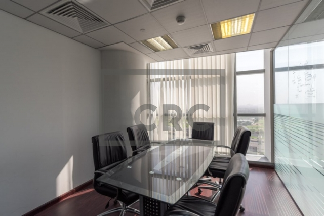 765 sq.ft. Office in Dubai Media City, Shatha Tower for AED 122,400