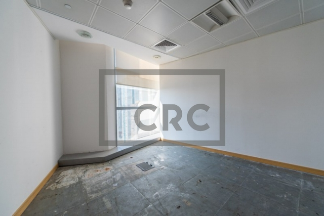 office for rent in dubai media city, shatha tower | 1