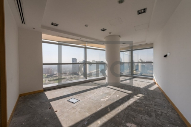 18,028 sq.ft. Office in Dubai Media City, Shatha Tower for AED 2,884,480