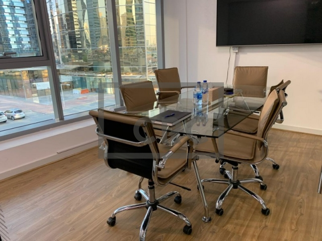office for sale in jumeirah lake towers, platinum tower | 2