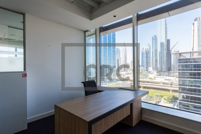 furnished office for rent in downtown dubai, emaar square 2   4