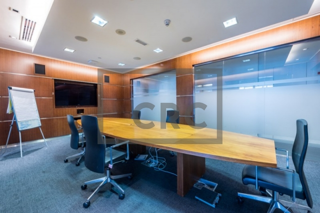 furnished office for rent in downtown dubai, emaar square 2   8