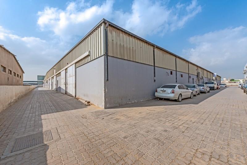 Studio Warehouse For Rent in  Industrial Area 12,  Sharjah Industrial Area | 6