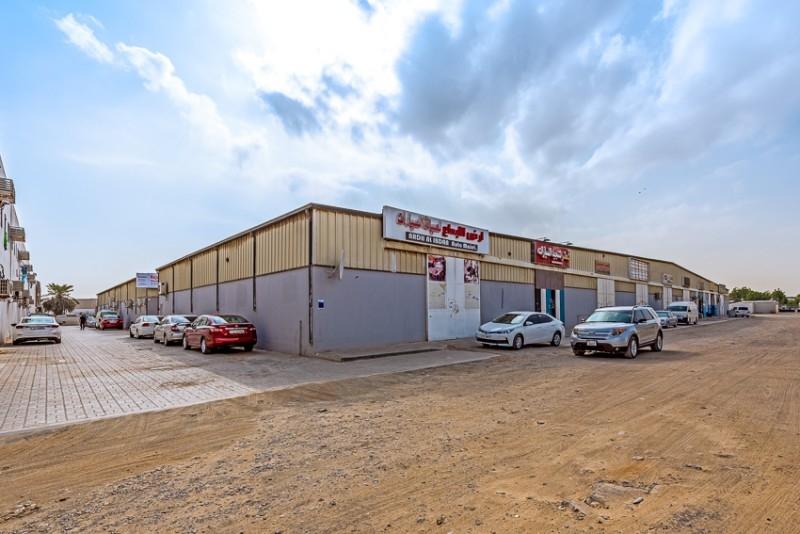 Studio Warehouse For Rent in  Industrial Area 12,  Sharjah Industrial Area | 3