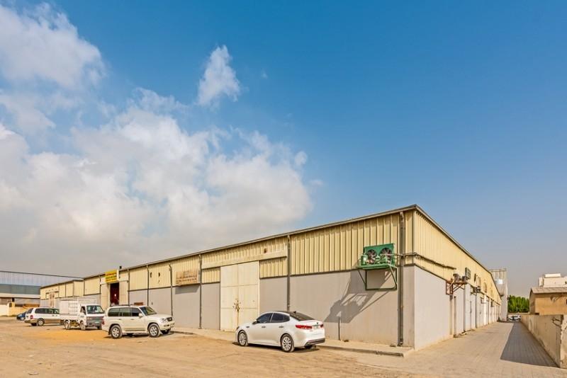 Studio Warehouse For Rent in  Industrial Area 12,  Sharjah Industrial Area | 12