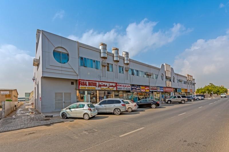 Studio Warehouse For Rent in  Industrial Area 12,  Sharjah Industrial Area | 1