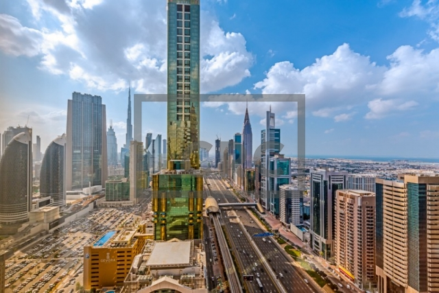 office for rent in sheikh zayed road, al saqr business tower | 7