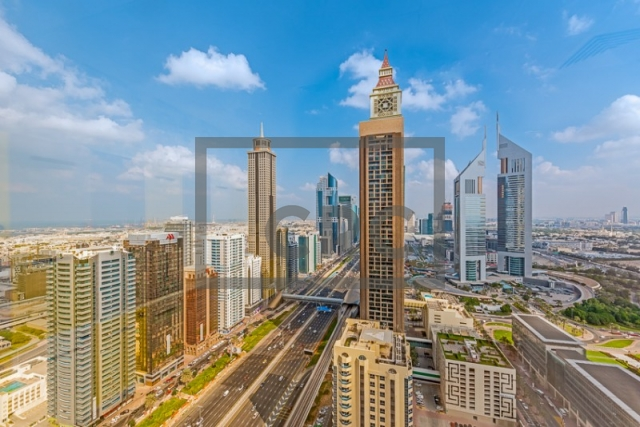 office for rent in sheikh zayed road, al saqr business tower | 10