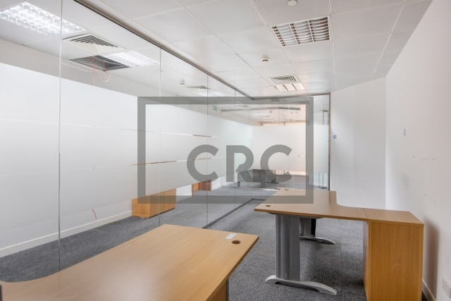 office for rent in sheikh zayed road, al saqr business tower | 1