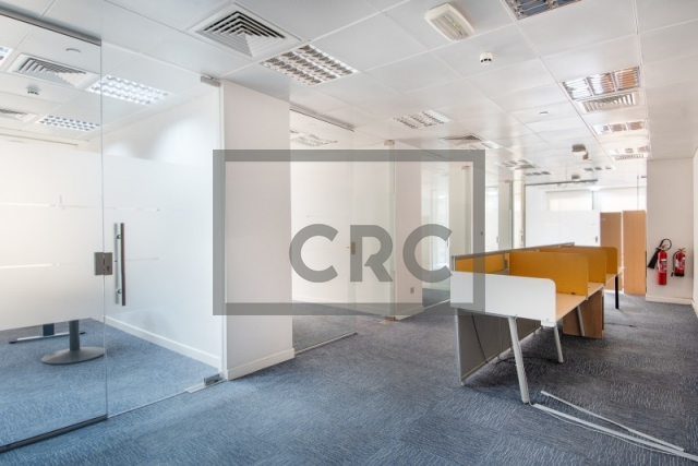 office for rent in sheikh zayed road, al saqr business tower | 5
