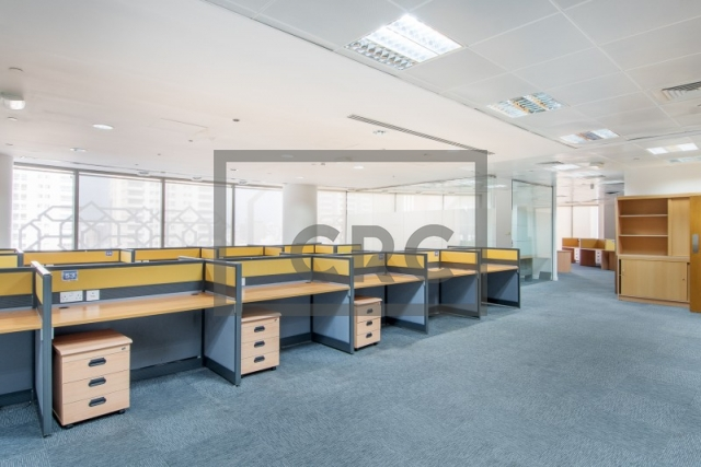 office for rent in sheikh zayed road, al saqr business tower | 6