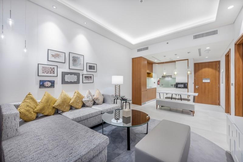 2 Bedroom Hotel Apartment For Rent in  Grand Mercure Dubai Airport,  Al Garhoud   7