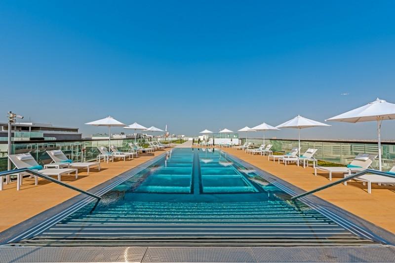 2 Bedroom Hotel Apartment For Rent in  Grand Mercure Dubai Airport,  Al Garhoud   0