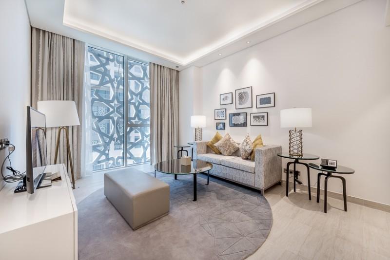 3 Bedroom Hotel Apartment For Rent in  Grand Mercure Dubai Airport,  Al Garhoud   7