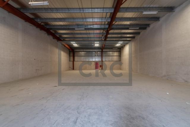 3,625 sq.ft. Warehouse in Al Quoz, Al Quoz 3 for AED 85,000