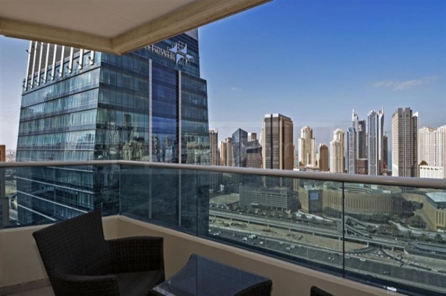 O2 Residences, Jumeirah Lake Towers