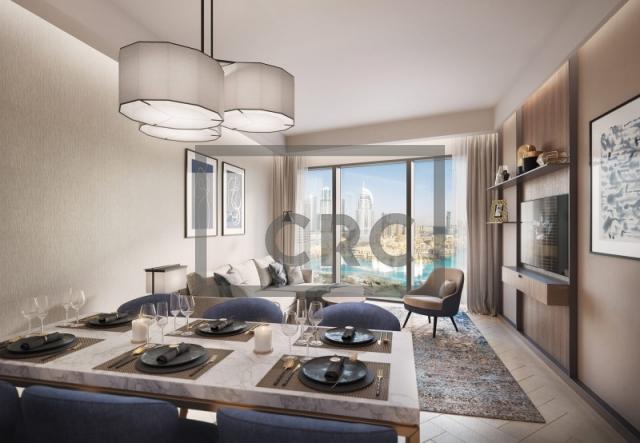 hotel apartment for sale in downtown dubai, the address residences dubai opera (op) | 5