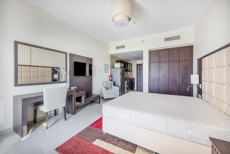 Studio Apartment For Rent in  Siraj Tower,  Arjan | 3