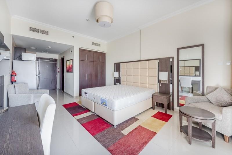 Studio Apartment For Rent in  Siraj Tower,  Arjan | 0