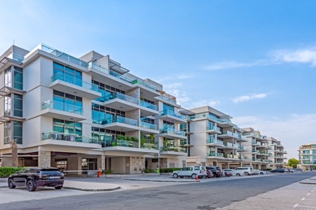 The Polo Residence, Meydan Avenue