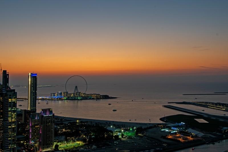5 Bedroom Penthouse For Sale in  Le Reve,  Dubai Marina | 2