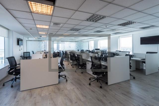 office for rent in dubai media city, sidra tower | 1