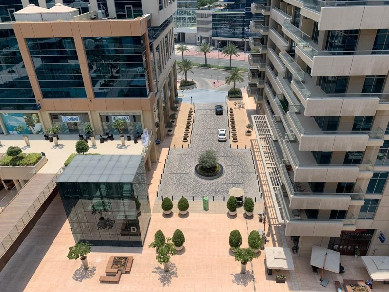 1 Bedroom Apartment For Sale in  Bay Square Building 6,  Business Bay | 9