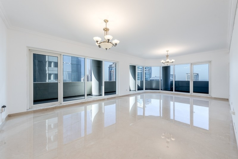 3 Bedroom Apartment For Rent in  Ghaya Residence,  Sheikh Zayed Road | 3