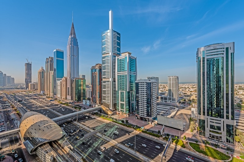 3 Bedroom Apartment For Rent in  Ghaya Residence,  Sheikh Zayed Road | 15