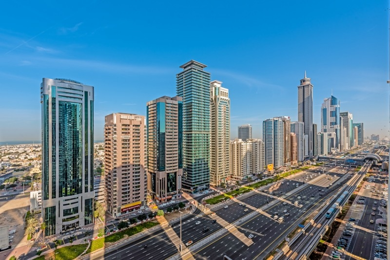 3 Bedroom Apartment For Rent in  Ghaya Residence,  Sheikh Zayed Road | 16