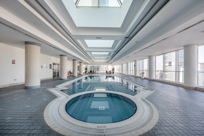 3 Bedroom Apartment For Rent in  Ghaya Residence,  Sheikh Zayed Road | 11