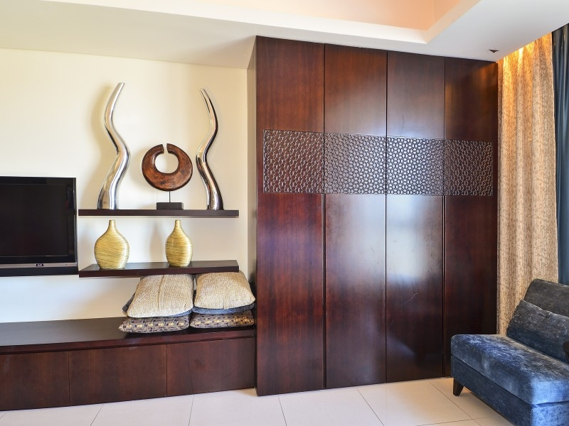 Studio Hotel Apartment For Rent in  The Address Downtown Hotel,  Downtown Dubai   3