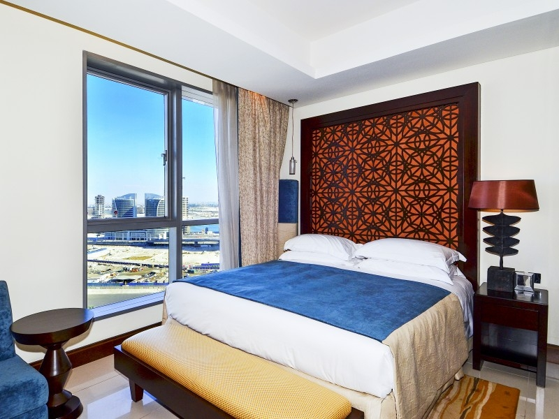 Studio Hotel Apartment For Rent in  The Address Downtown Hotel,  Downtown Dubai   4