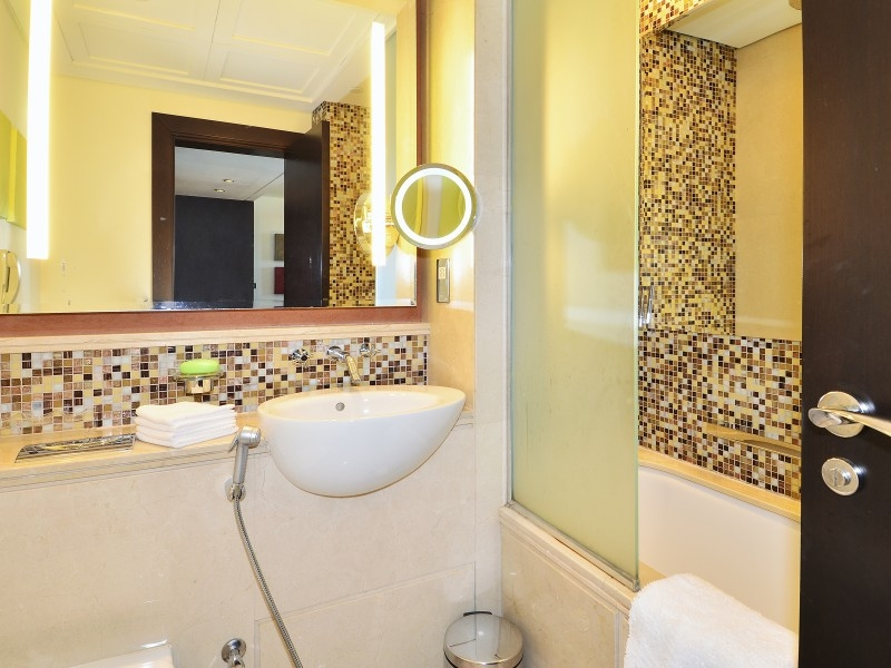 Studio Hotel Apartment For Rent in  The Address Downtown Hotel,  Downtown Dubai   7