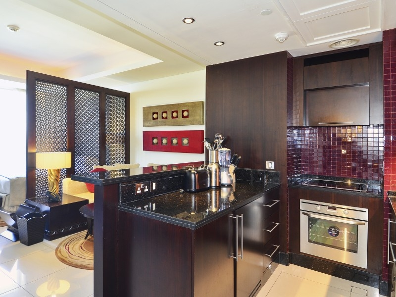 Studio Hotel Apartment For Rent in  The Address Downtown Hotel,  Downtown Dubai   1