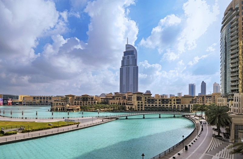 Studio Hotel Apartment For Rent in  The Address Downtown Hotel,  Downtown Dubai   8