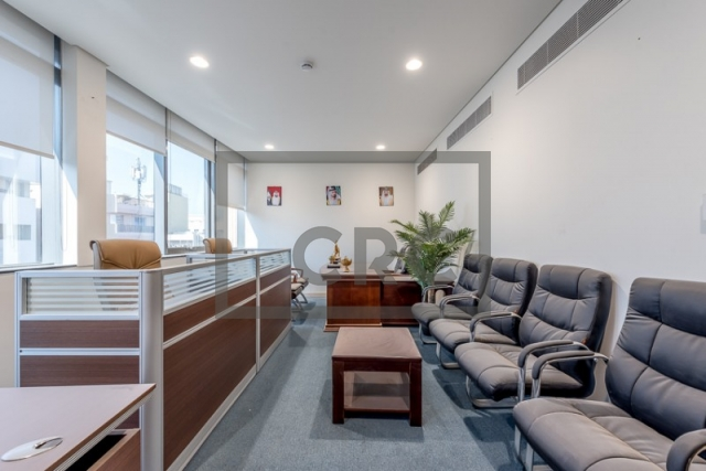 317 sq.ft. Office in Deira, Al Sabkha for AED 35,000