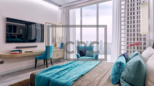 hotel apartment for sale in palm jumeirah, seven hotel and apartments the palm | 8