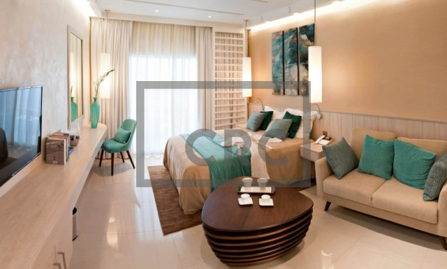 hotel apartment for sale in palm jumeirah, seven hotel and apartments the palm | 1