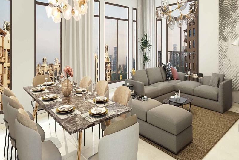1 Bedroom Apartment For Sale in  Rahaal,  Umm Suqeim | 4