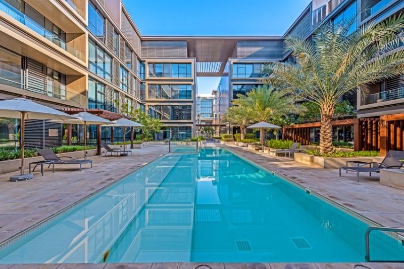 3 Bedroom Apartment For Rent in  Building 23B,  City Walk | 15