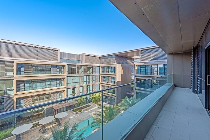 2 Bedroom Apartment For Rent in  Building 23B,  City Walk | 8